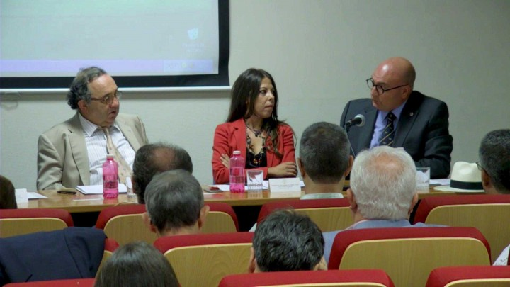 """Seminario del Rector """"El Futuro del Deporte en el Sistema Universitario Español"""""""