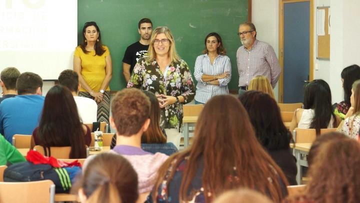 La Escuela Universitaria de Turismo recibe las Jornadas de Información Universitaria