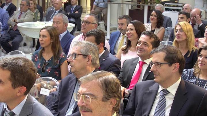 Conferencia a cargo de D. Antonio Catalán, Presidente de AC Hotels by Marriot