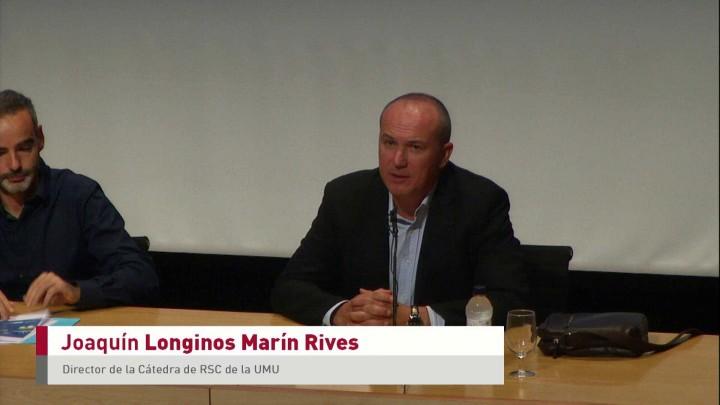 Presentación de las Jornadas de RSC y Redes Sociales.