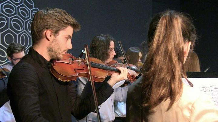 La ópera sin palabras, un concierto de la Orquesta de la UMU y el clarinetista Lorenzo Coppola, en Mula y Murcia