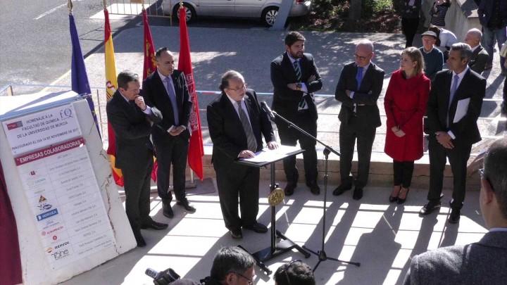 Inauguración de la Tabla Periódica más grande del mundo