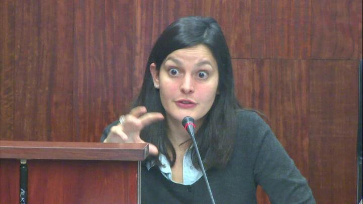 La Red Española contra la trata de personas: objetivos, principios y acciones