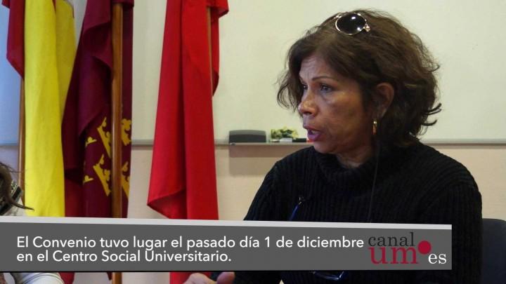 La UMU y la Asociación Rumiñahui firman un convenio de colaboración