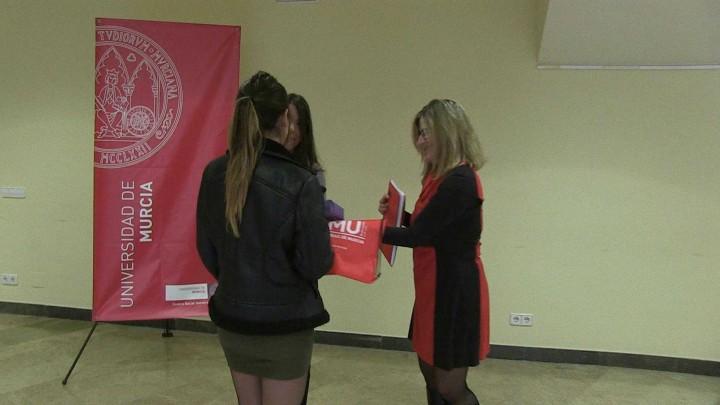 El CSU acogió la entrega de diplomas de las Jornadas de Información Universitaria