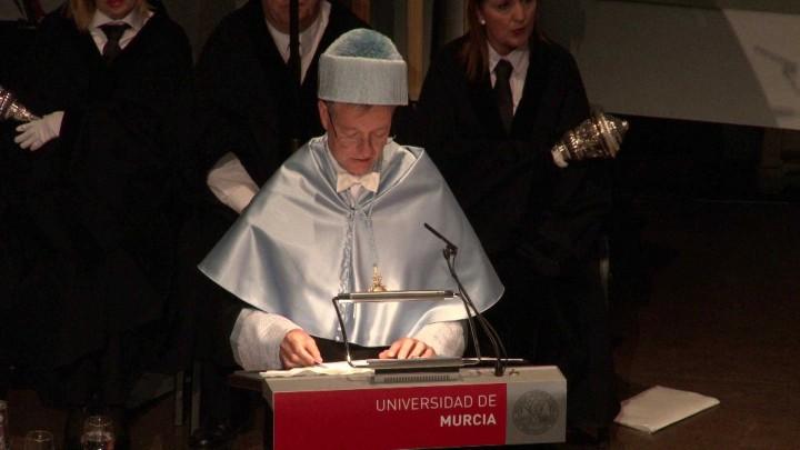 Festividad de Santo Tomás de Aquino 2018 e investidura Doctora Honoris Causa Dña. Irene Bragantini