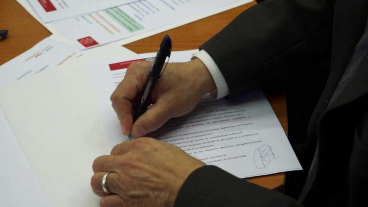 La UMU firma un convenio con el Ayuntamiento de Cieza para la realización de proyectos de voluntariado