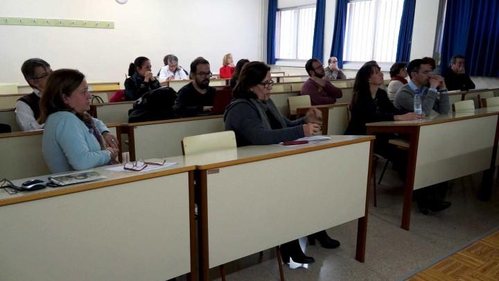 La Facultad de Biología de la UMU acoge una conferencia sobre Pedagogía Inversa