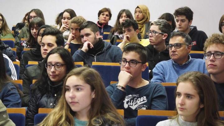 La UMU acoge la IX Olimpiada de Geología de la Región de Murcia
