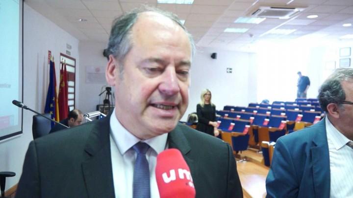 El rector de la Universidad de Vigo habla en la UMU sobre la transferencia del conocimiento