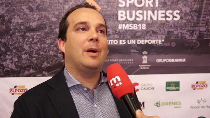 El congreso Murcia Sport&Business trae a Murcia a grandes personalidades del deporte
