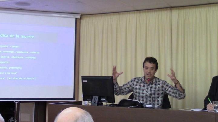 Primera parte conferencia Juan José Valverde
