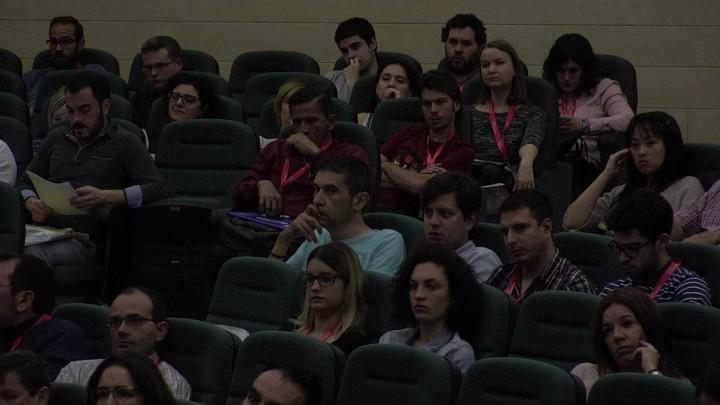 1. Inauguración de las IV Jornadas Doctorales de la Universidad de Murcia