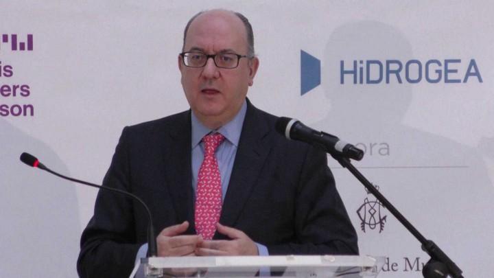 D. Jose María Roldán, presidente de la AEB (Asociación Española de Banca)