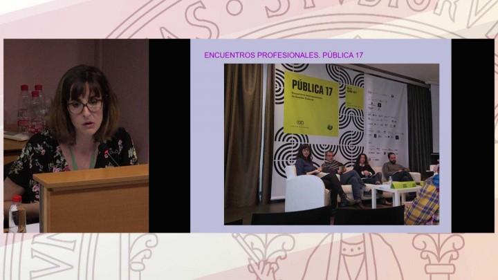 "Mesa redonda: ""Buenas prácticas de acción cultural"""