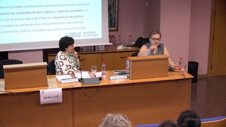 """Conferencia inaugural: """"Acción Cultural. De la democratización a la democracia cultural"""""""