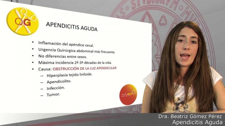 Caso 1: Apendicitis aguda