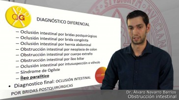 Caso 3: Obstrucción intestinal