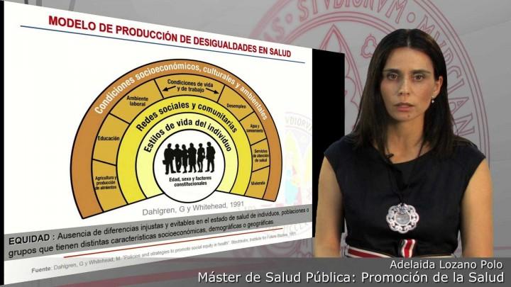 2. Determinantes de la Salud y Determinantes Sociales de la Salud