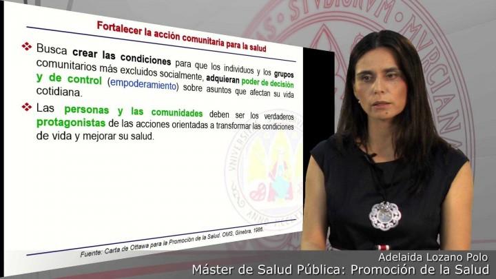 3. Principales Conferencias Internacionales de Promoción de la Salud