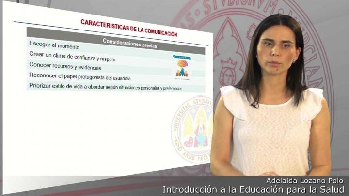 Consideraciones previas a la Educación para la Salud