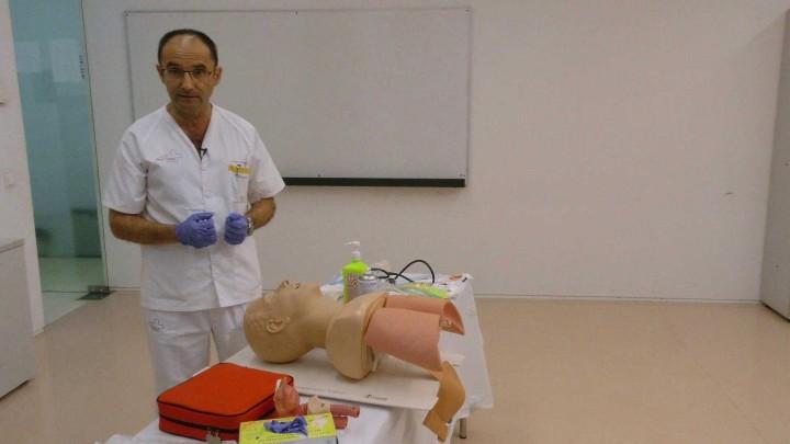 Habilidades Médico Quirúrgicas. Inserción de mascarilla laríngea