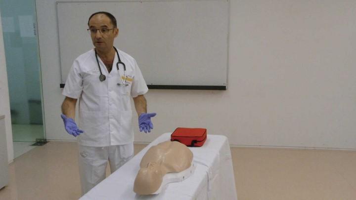 Habilidades Médico Quirúrgicas. Aplicación del DEA
