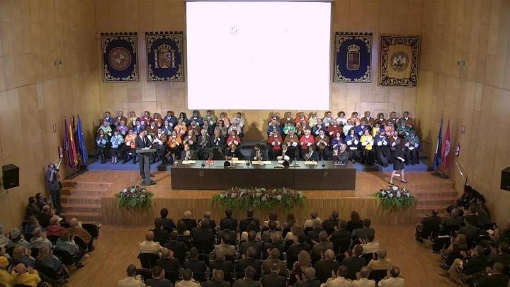 Solemne acto de apertura del curso académico 2018-2019