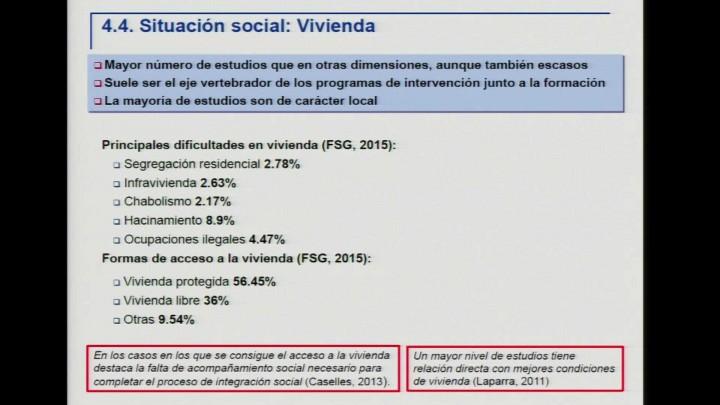 Dinámicas de inclusión social del colectivo gitano. Un enfoque multidimensional