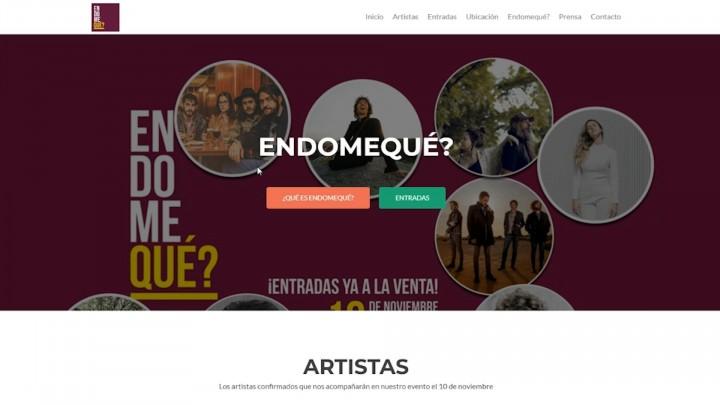 Concierto Solidario Endomequé?