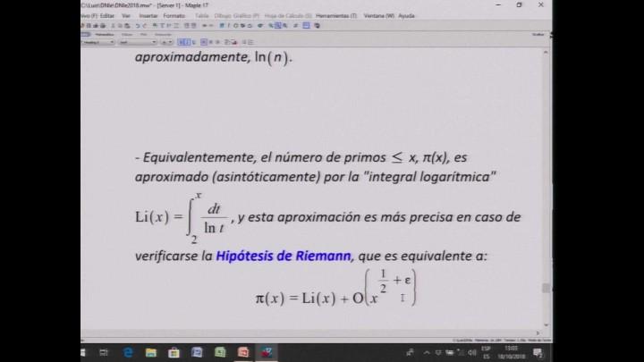 Las matemáticas del DNI electrónico