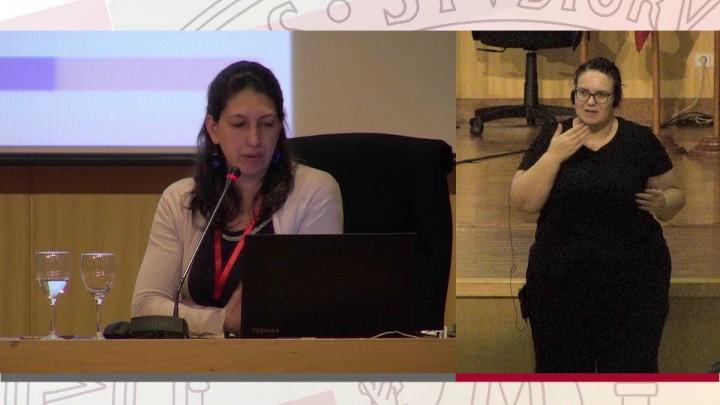 Mesa de experiencias internacionales: Catalina García