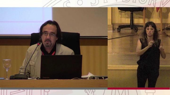 Mesa de experiencias internacionales: Richard Gorrie