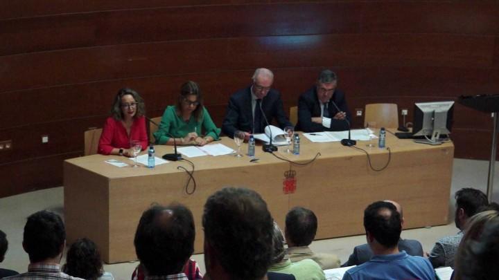 Presentación de la VIII Jornada Agua y Sostenibilidad.