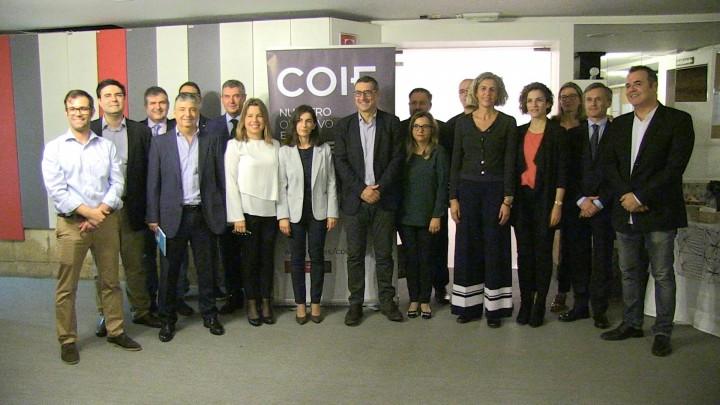 Reunión COIE - Empresas Región de Murcia