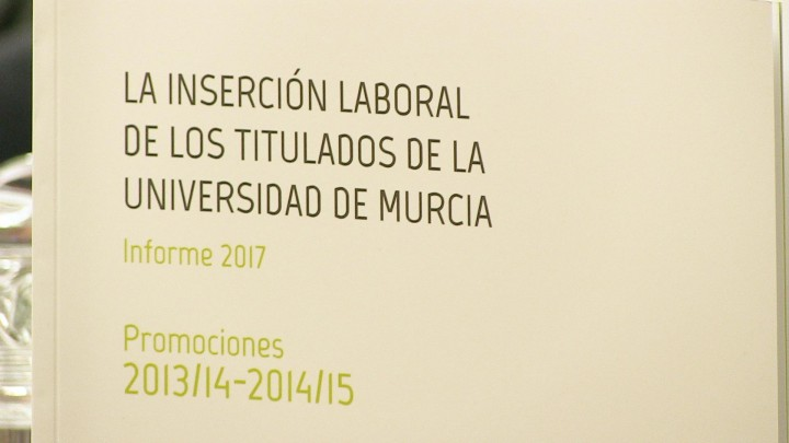 Presentación Informe Inserción Laboral Titulados UMU