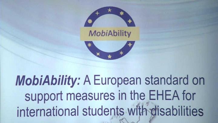 MobiAbility: Preliminary Results Presentation