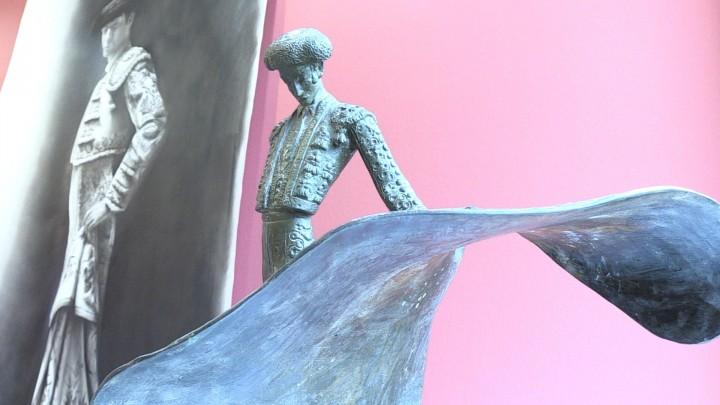 """Exposición """"El Rito en los Vuelos del Capote"""""""