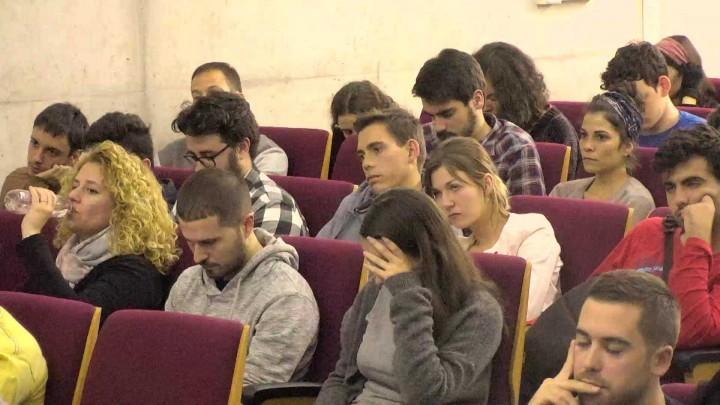 """""""Formación y proyectos para la inclusión en el mercado ordinario"""". Mesa de experiencias."""