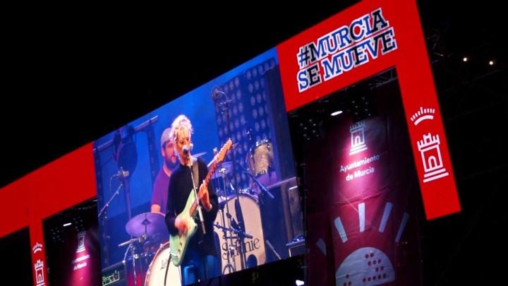 Lo mejor del festival 'Murcia se mueve'
