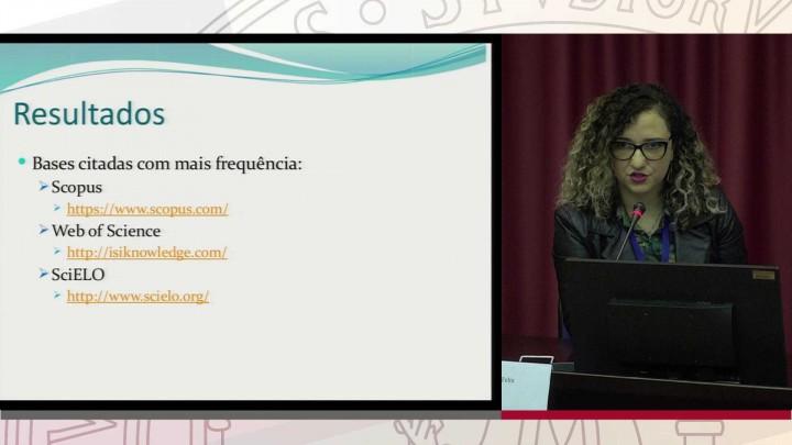 Comunicación sobre evaluación de la actividad científica en la universidad brasileña