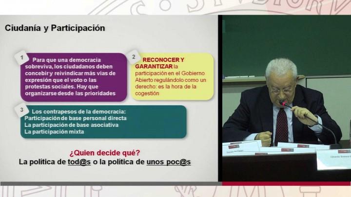 Comunicación: Enseñar y aprender transparencia y participación. El programa IRIS