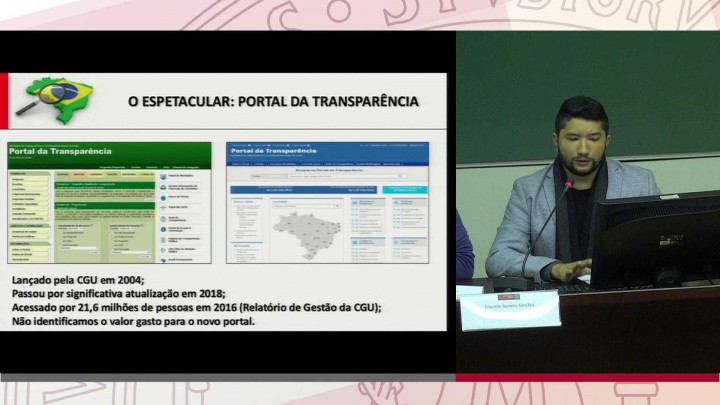 Transparencia pública en Brasil
