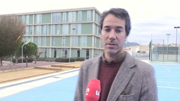 Día de estreno en el Campus de Lorca