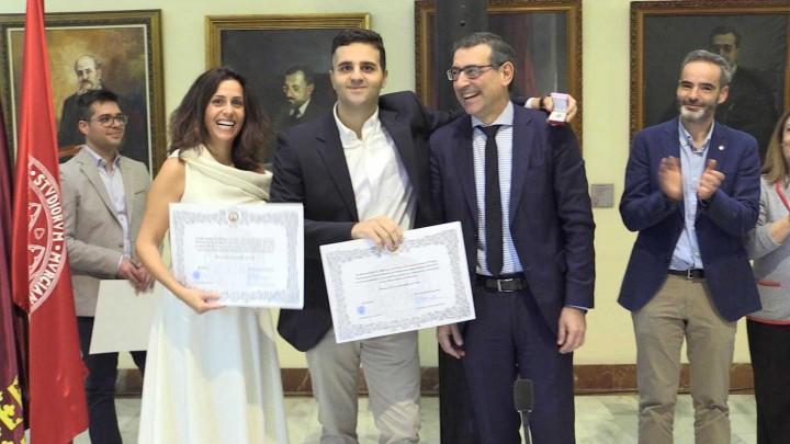 ¡Enhorabuena a los alumnos de la UMU que han obtenido el Premio Nacional Fin de Carrera!