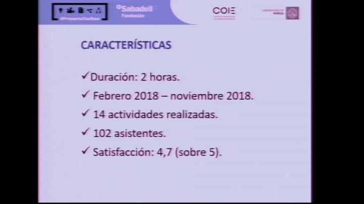 Resultados Proyecto Toolbox 2018