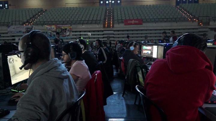 Esta tarde arranca la Lan Party en el Palacio de los Deportes