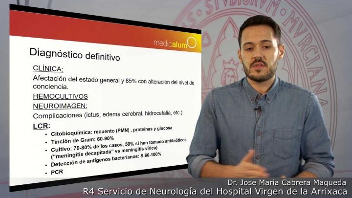 Caso 5. Meningitis bacteriana aguda