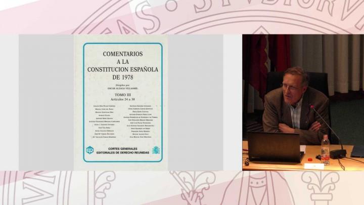Conferencia Educación, Jueces y Constitución ¿Una cuestión interpretativa o ideológica?