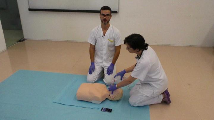 Habilidades Médico Quirúrgicas. Compresiones torácicas de alta calidad